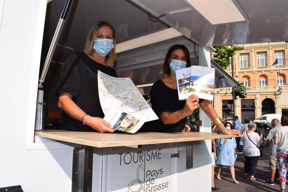 La communauté d'agglomération a présenté quelques nouveautés pour relancer la saison touristique dans le pays de Grasse.