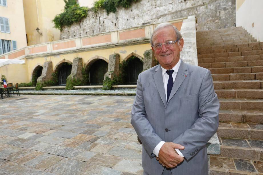 Jean-Pierre Leleux (LR) est sénateur depuis 2008.