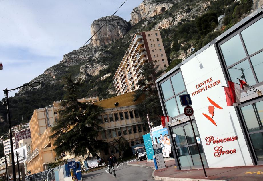 Le centre hospitalier Princesse Grace de Monaco