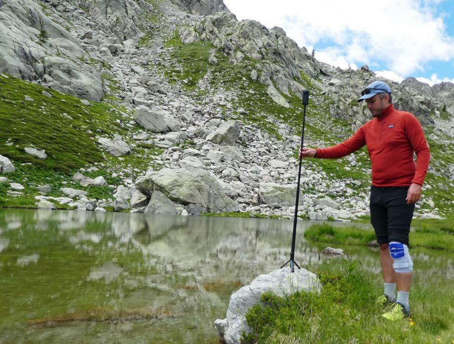 Cyrille et son nouvel appareil photo : hors pêche, de belles prises en perspectives.
