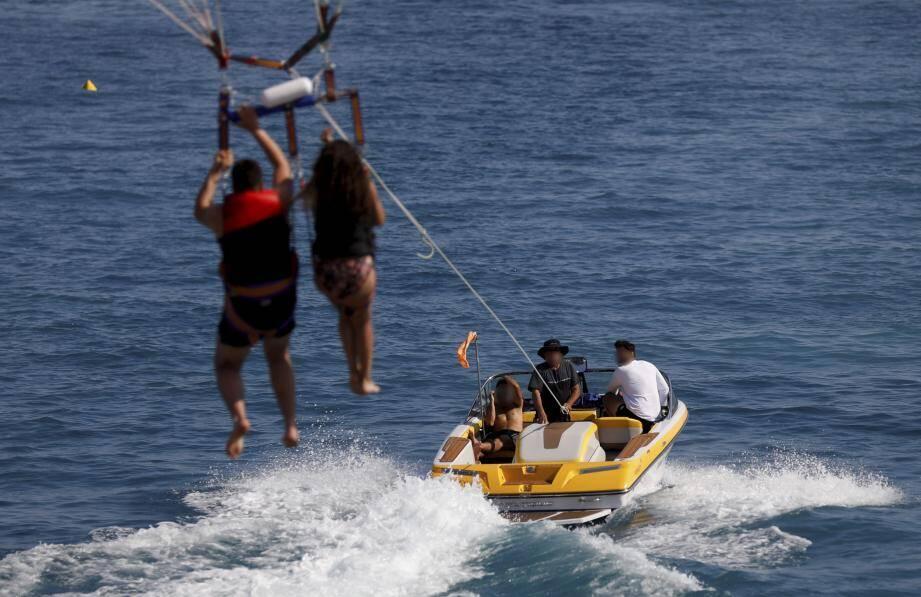Avoisinant les 120.000 euros, le Correct Craft est considéré par les exploitants de bases nautiques, comme la Rolls des engins motorisés pour les loisirs aquatiques. L'un d'eux, pourtant, le montre du doigt…