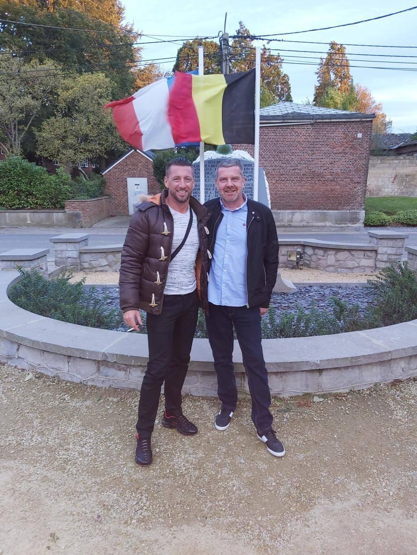 Olivier et Marc se connaissent depuis cinq ans, deux frères de sang.