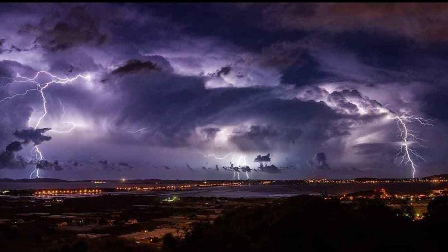 Quand le ciel gronde…(Repro DR Yohan Laurito)