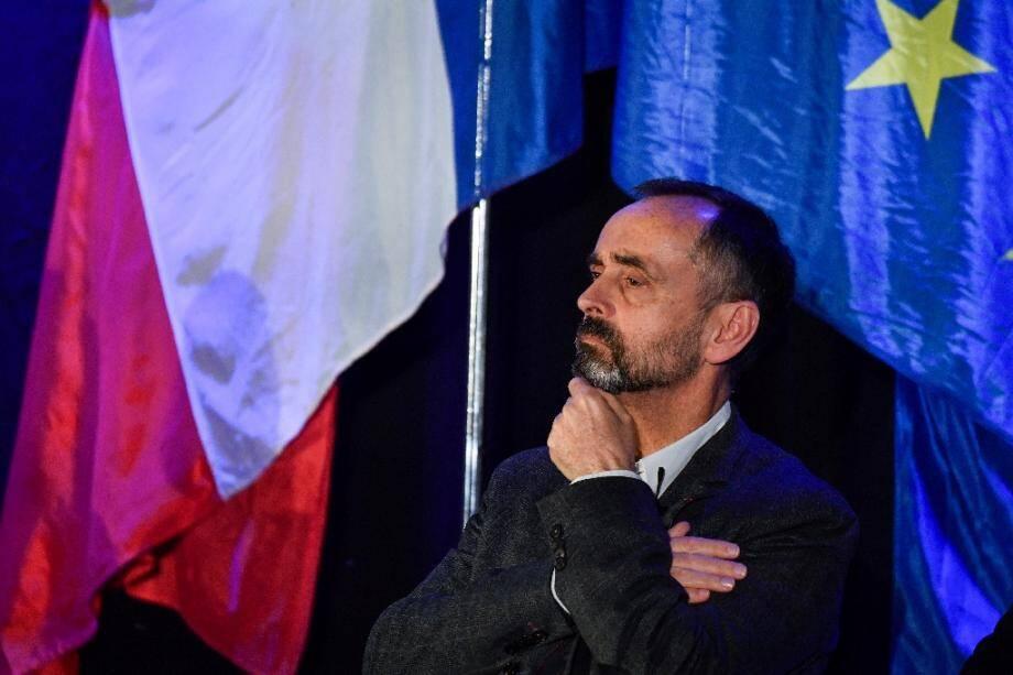 Robert Ménard, maire de Béziers, le 22 janvier 2020 à Sète.