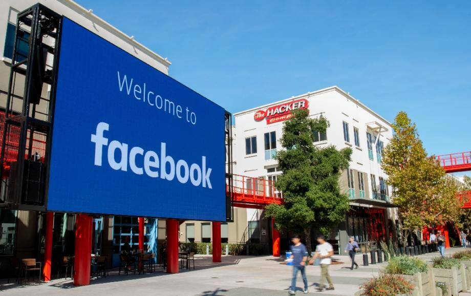 Le siège de Facebook en Californie (image d'illustration).