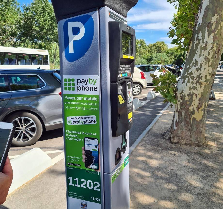 Payez par téléphone ou par ordinateur son parking ou son abonnement facilite la vie.
