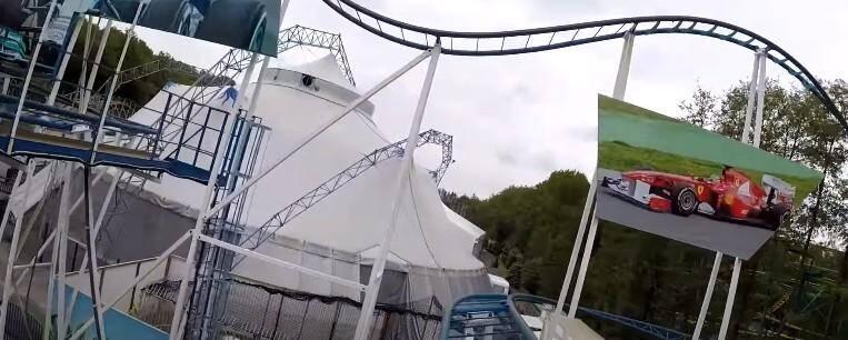L'accident s'est produit sur l'attraction Formule 1 dans le Parc Saint-Paul dans l'Oise.