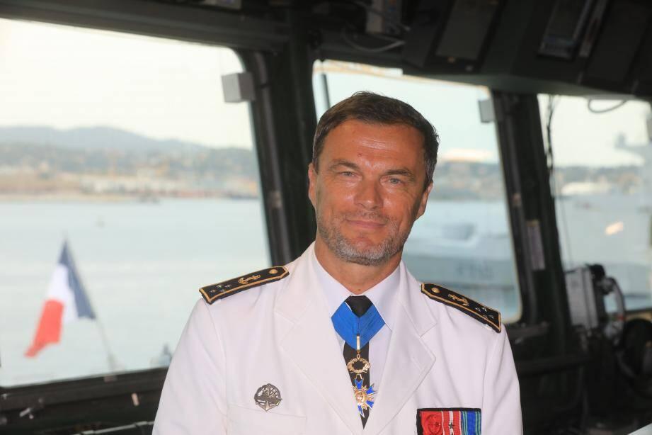 Jean-Philippe Rolland est nommé chef de l'état-major particulier du président de la République Emmanuel Macron.