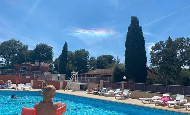 Un phénomène féerique a été observé dans le ciel depuis le camping Manjastre, à Bormes-les-Mimosas.