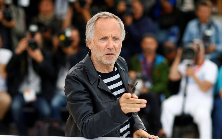Fabrice Lucchini à la salle Garnier.