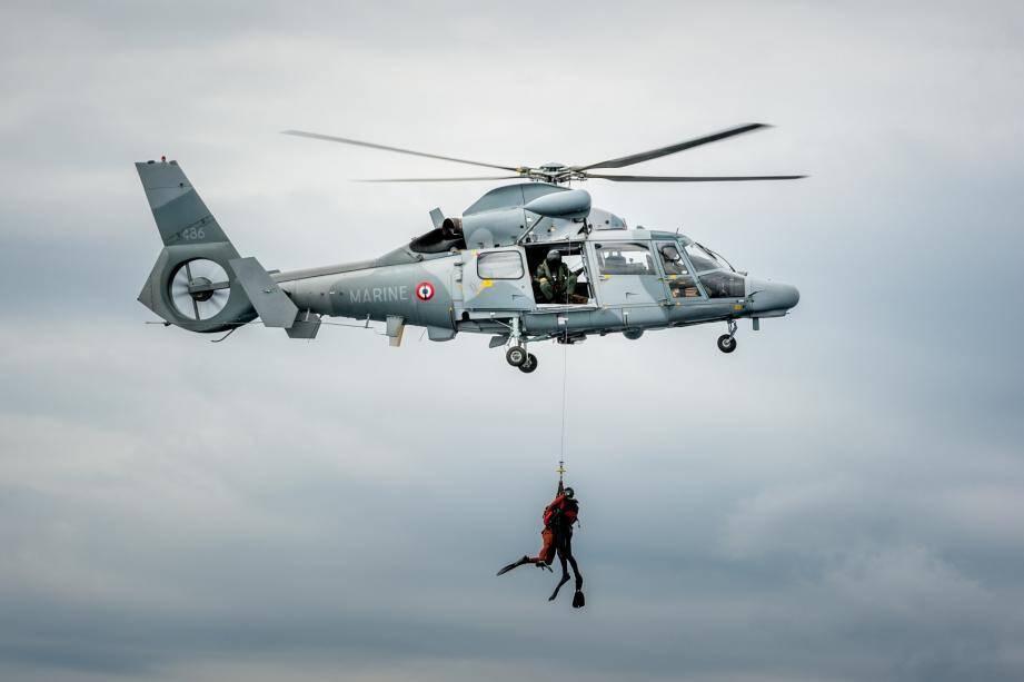Un hélicoptère Panther (image d'illustration).