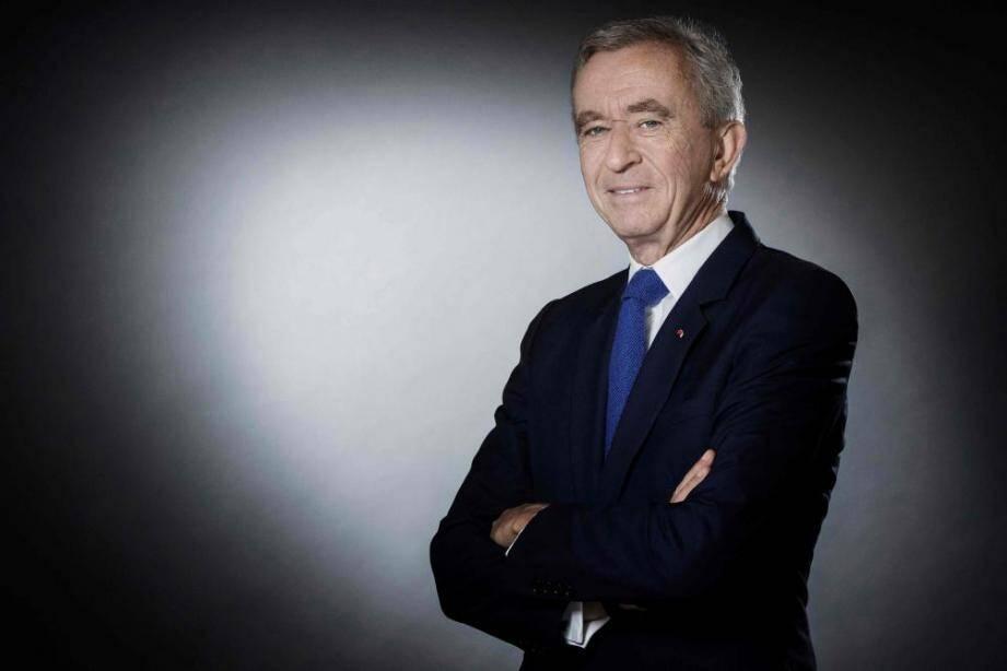 Bernard Arnault reste l'homme le plus riche de France.