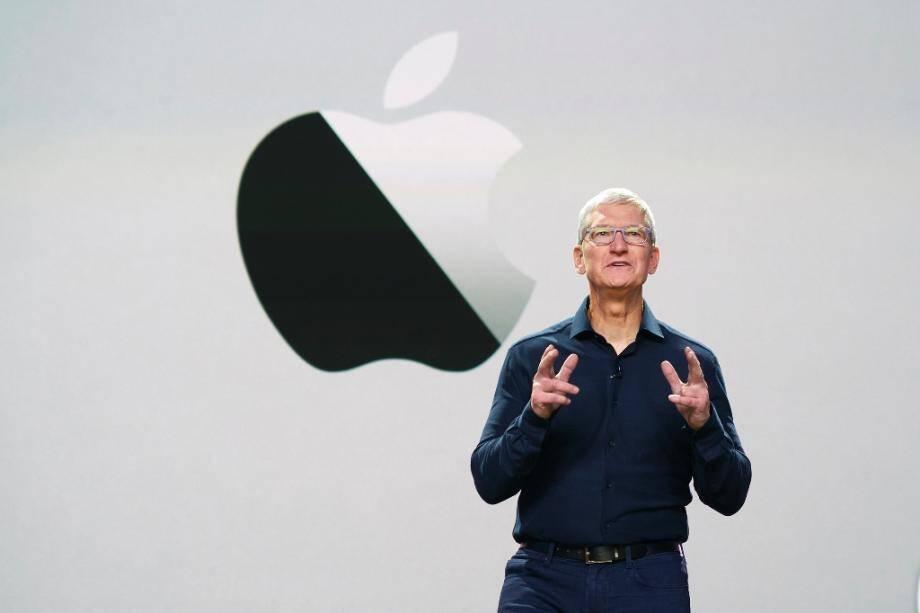 Tim Cook, le patron d'Apple.