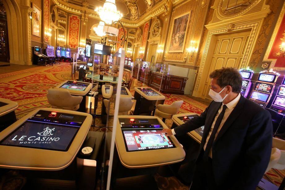 Le casino de Monte-Carlo veut attirer des jeunes à ses tables de jeux.