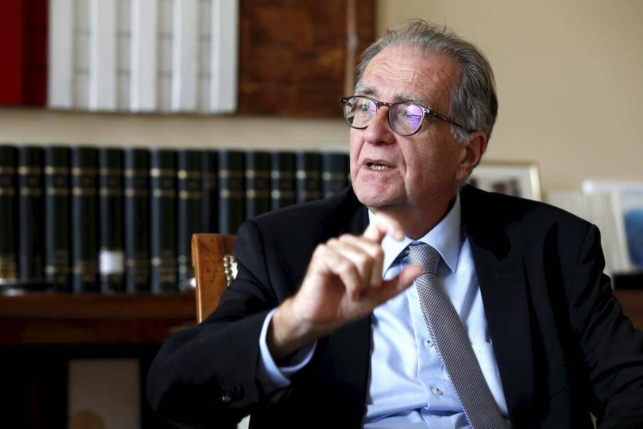 Robert Gelli devient Secrétaire d'État à la justice de Monaco.