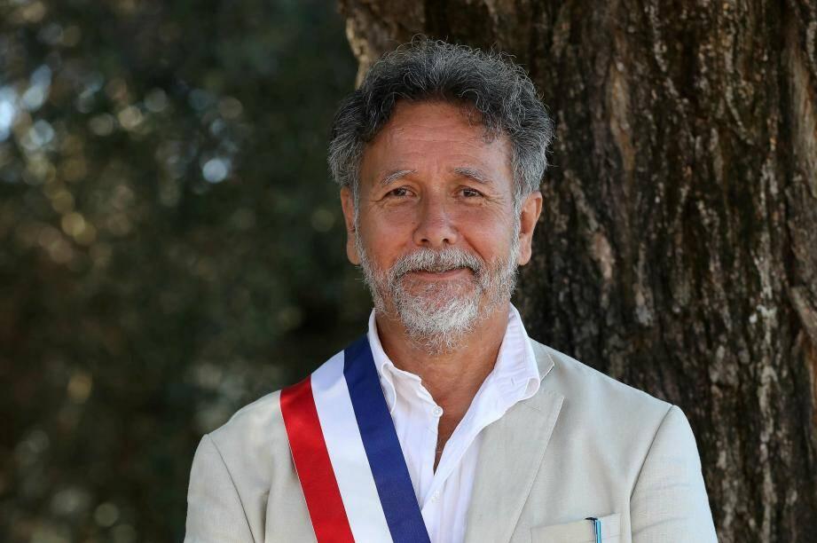 René Bouchard, le nouveau maire de Bagnols-en-Forêt
