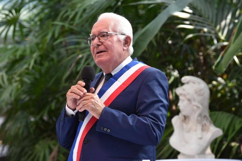 Jean-Pierre Giran.