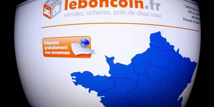 Illustration Le Bon Coin.