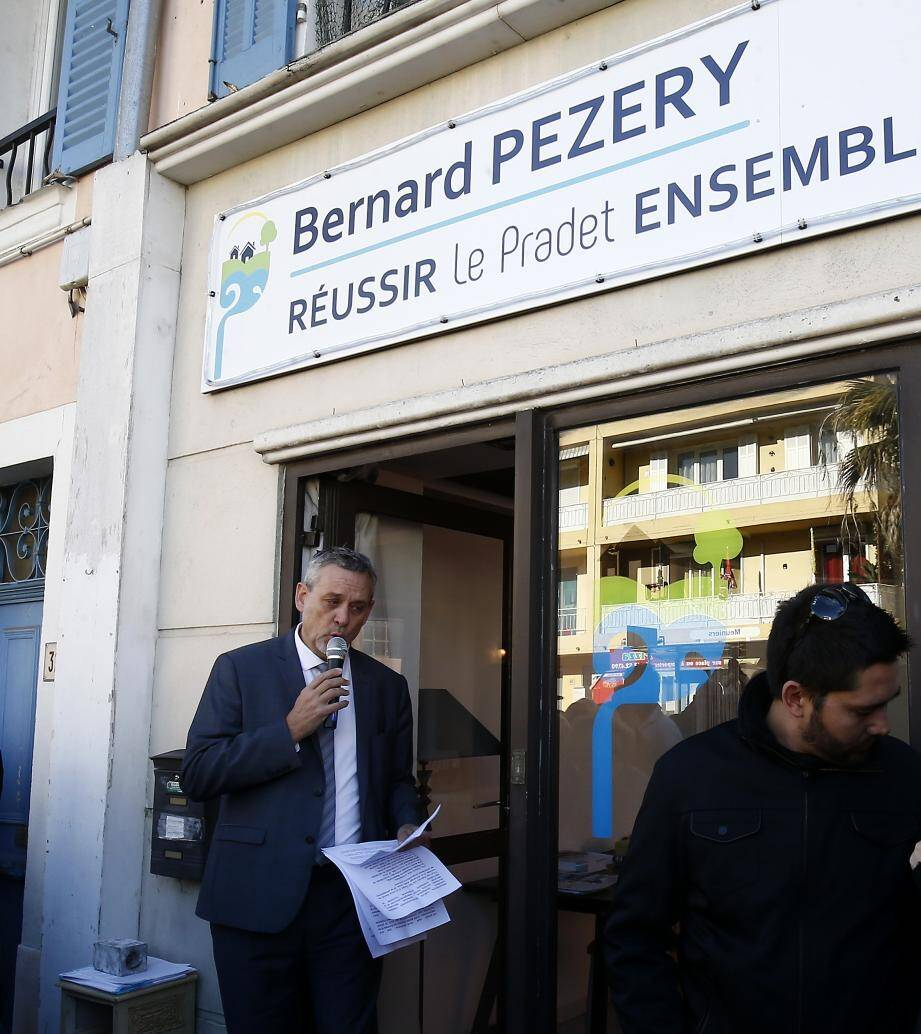 Bernard Pezery.