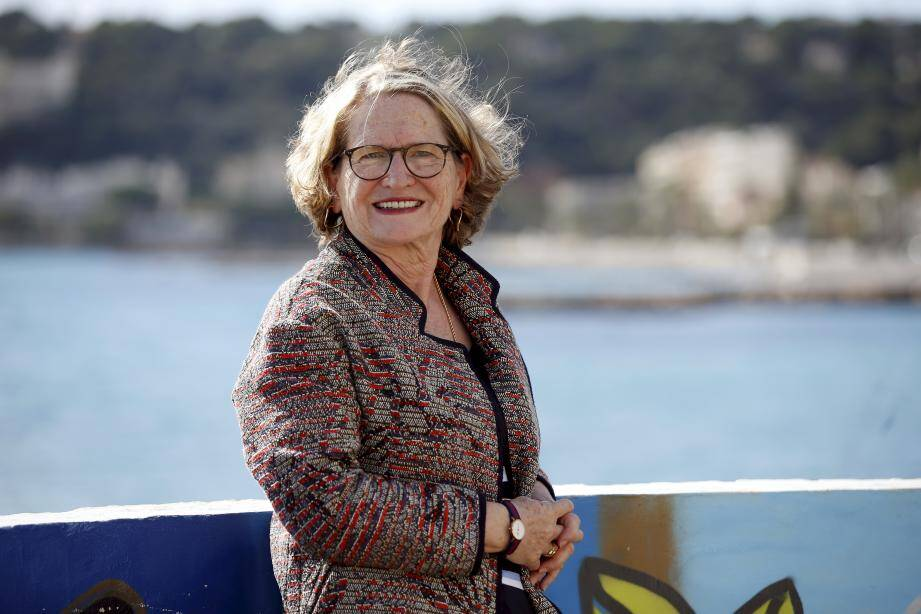 """Marie-Christine Franc de Ferrière, élue d'opposition et tête de la liste """"Cap Rocabruna"""" a démissionné de ses fonctions de conseillère municipale."""