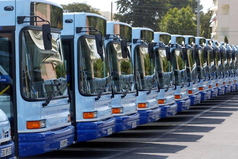Illustration Réseau Mistral Bus.