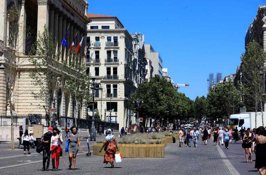 À Marseille.