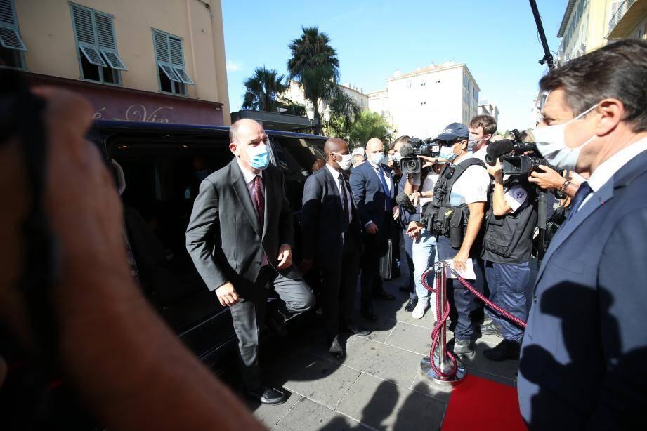 Le Premier ministre Jean Castex en a annoncé des mesures pour améliorer la sécurité en France qui seront expérimentées à Nice.