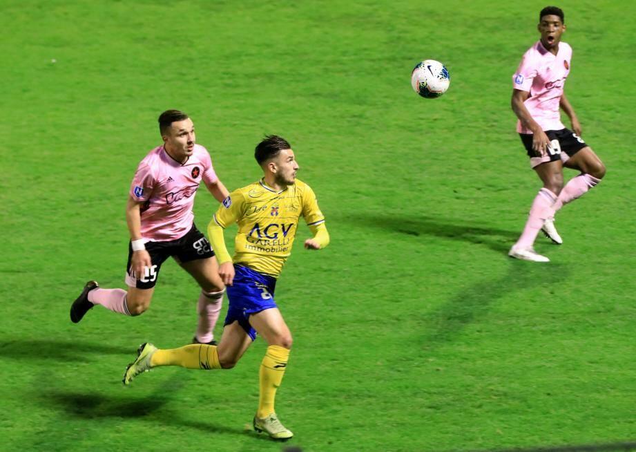 Le Sporting Club de Toulon évoluera en National 2 pour la saison 2020-2021.