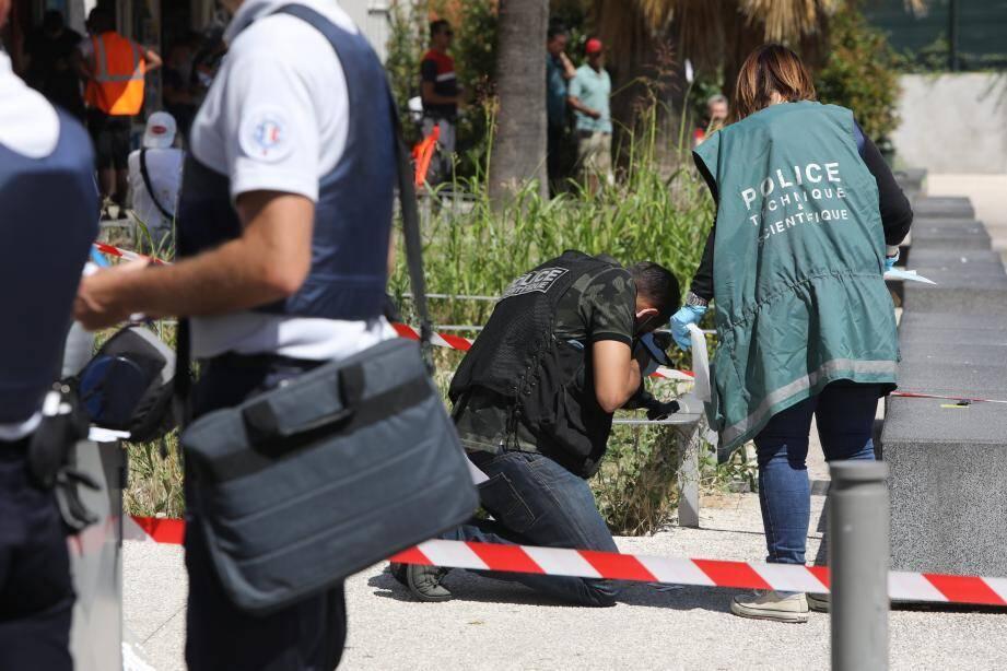 Nouvelle alerte aux coups de feu ce lundi matin à Nice, dans le quartier des Moulins.