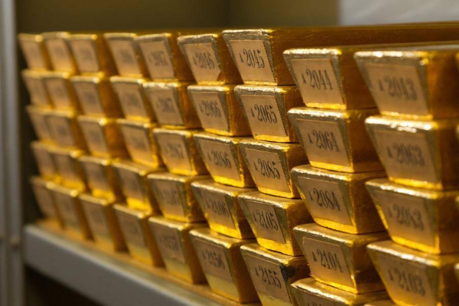 Le cours de l'or ne cesse de grimper.