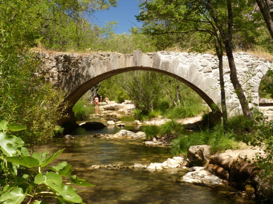 le pont romain de Cassède