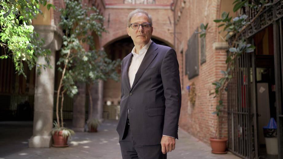 Paolo Emilio Signorini est le président des ports de Gênes et de Savone. Depuis la chute du pont, il affronte des difficultés quotidiennes.