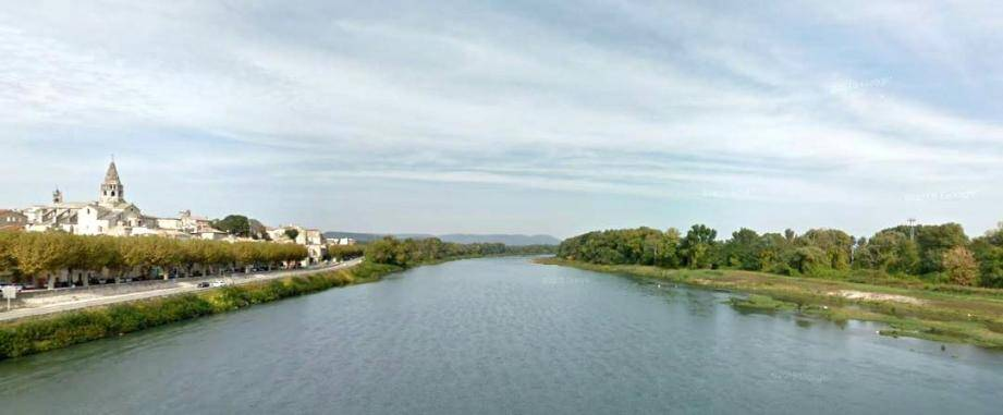 Illustration du Rhône.