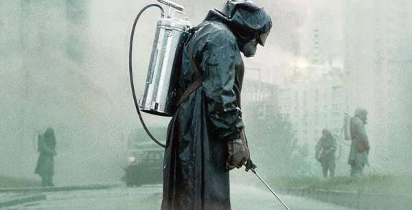 Des images qui rappellent celles entrevues à Wuhan, en Chine, début 2020. Pourtant nous sommes à Tchernobyl en 1986.