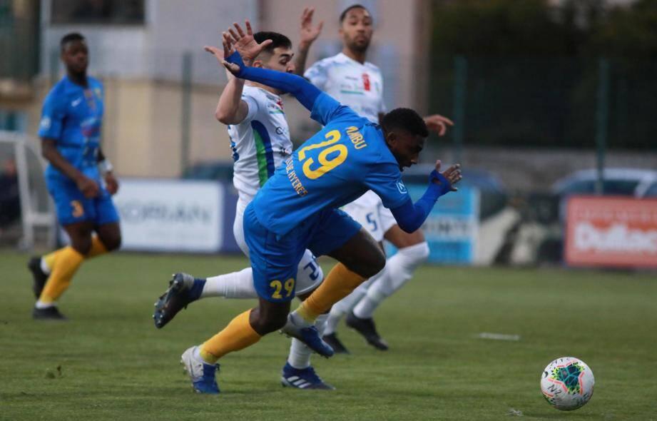 Le Hyères FC commencera sa saison à domicile, face à l'OM.