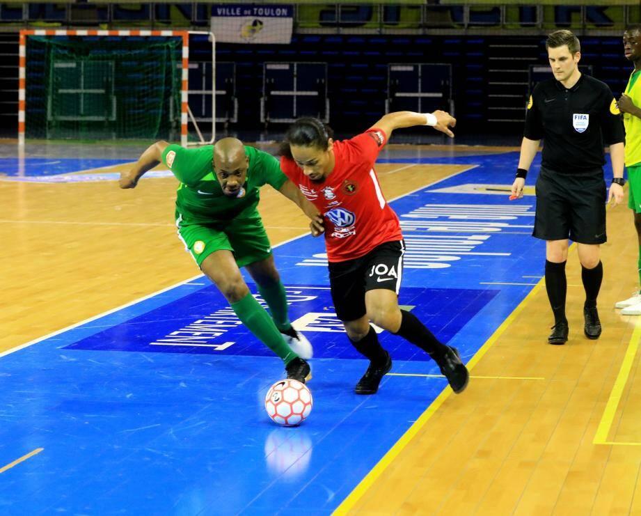 Nito et les Toulonnais retrouveront Paris Acasa en ouverture du championnat.