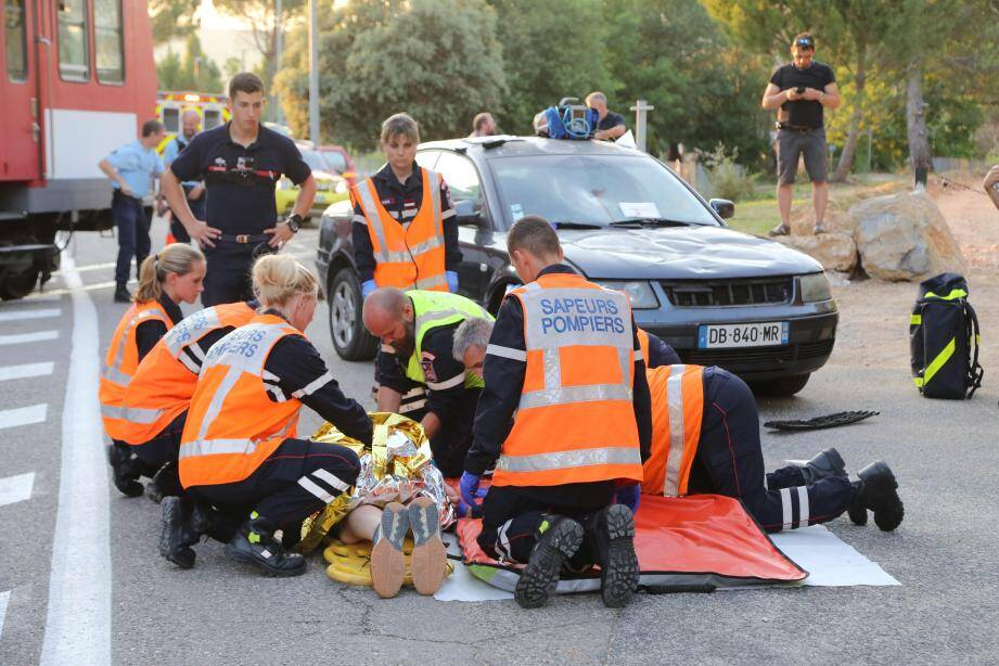 Que faire si vous êtes témoin d'un accident de la route?