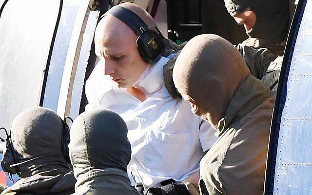 Stephan Balliet, un extrémiste de droite allemand assumé de 28 ans.