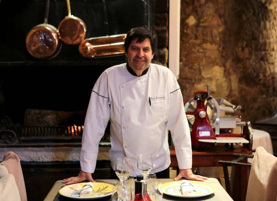 Max Callegari avait présidé l'association des Maîtres restaurateurs varois de 1990 à 2010.