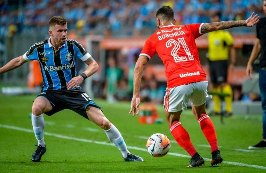 Caio Henrique était prêté à Gremio.