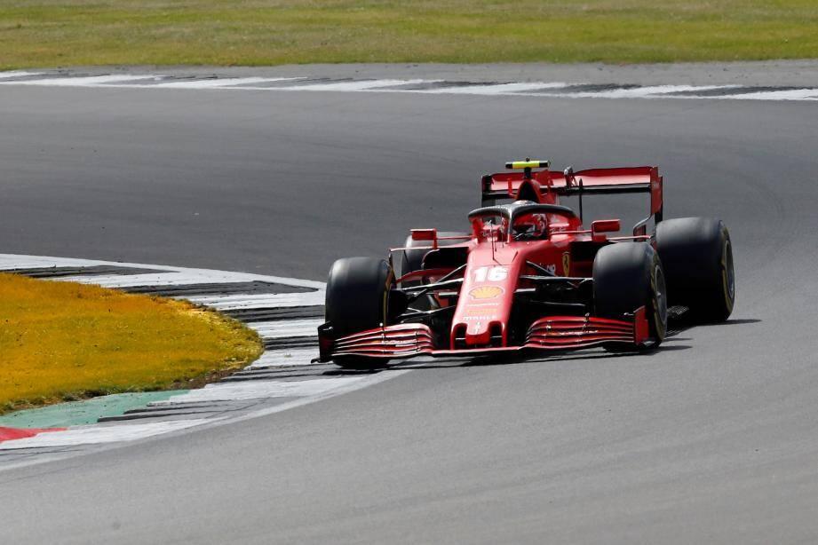 Après deux Grands Prix achevés hors des points, le Monégasque a terminé 3e à Silverstone.