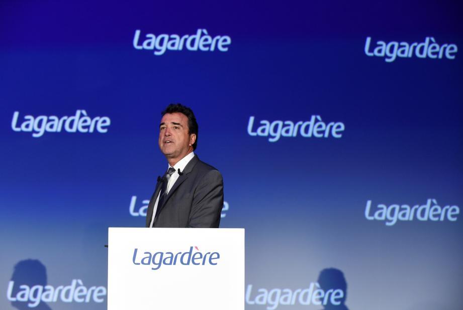 Renouvellement pour 4 ans du mandat de Gérant d'Arnaud Lagardère — LAGARDERE