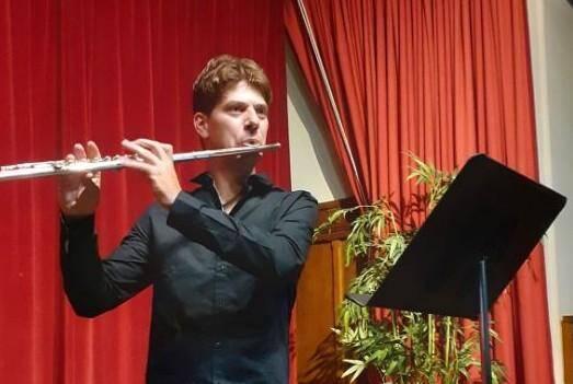 Olivier Barriera était membre de l'ensemble musical Mandriole, avec qui il se produisait régulièrement.