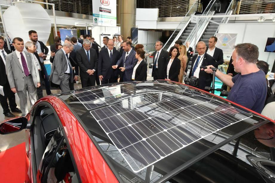 Le salon Ever est un moment propice pour découvrir les dernières innovations dans le secteur de la mobilité durable.
