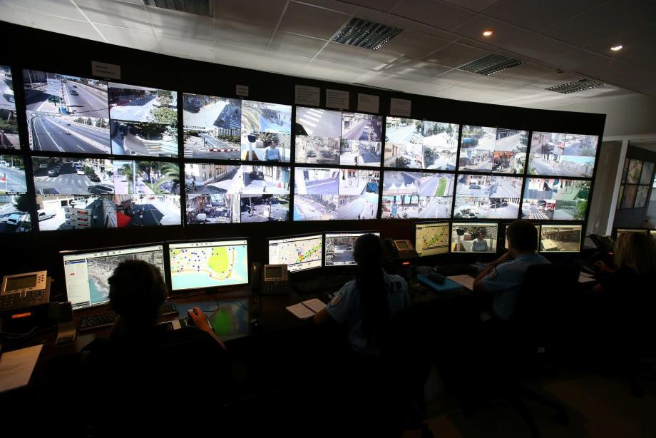 La Ville de Nice a enregistré l'intégralité de l'agression et donné l'alerte.