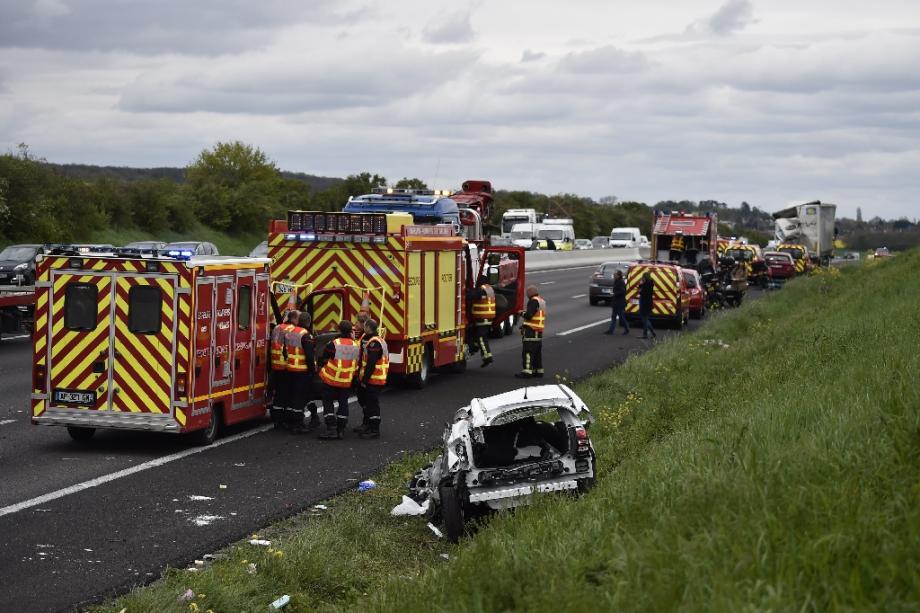 Le nombre de personnes tuées sur les routes de France métropolitaine a baissé de 11,3% en juillet, selon les chiffres de la Sécurité routière