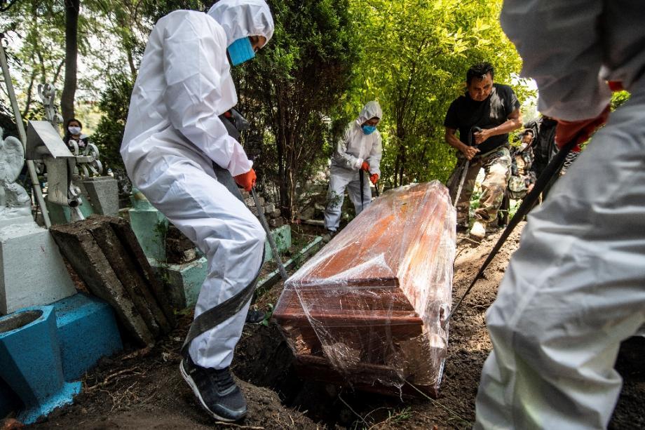 Coronavirus: Plus de 720.000 morts dans le monde