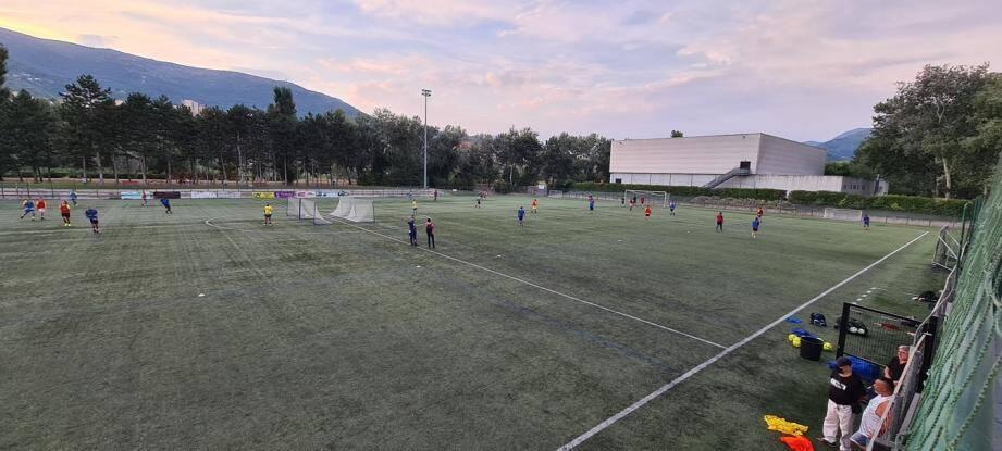 Plus d'entraînement jusqu'à nouvel ordre au FC Carros.