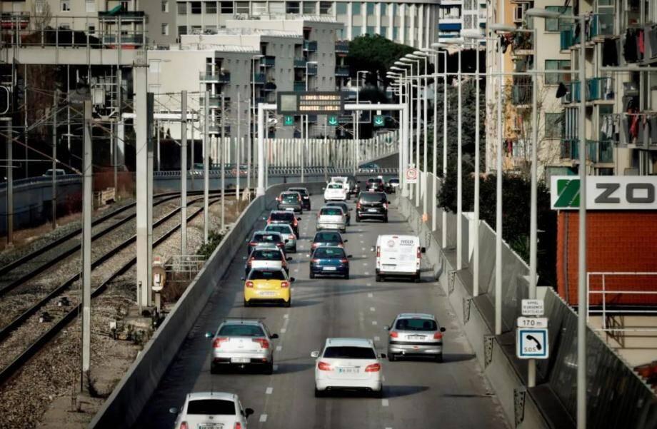 La circulation est fortement perturbée sur cet axe ce jeudi après-midi.