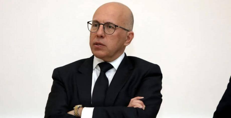Eric Ciotti, député des Alpes-Maritimes.